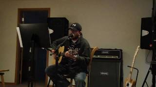 If She Could See Me Now - Jason Aldean - Josh Stone Cover