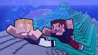 SZUKAMY ZAGINIONEGO SKARBU! - Minecraft Survival