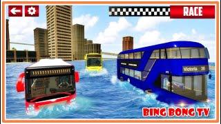River Coach Bus Driving Simulator Games 2020 - Android Gameplay | BingBong TV screenshot 4