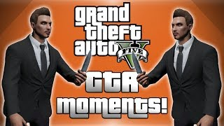 GTA 5 Online Funny Moments! - THE RETURN OF MAZE MANHUNT, Skyfall, Friendly Fire and More!