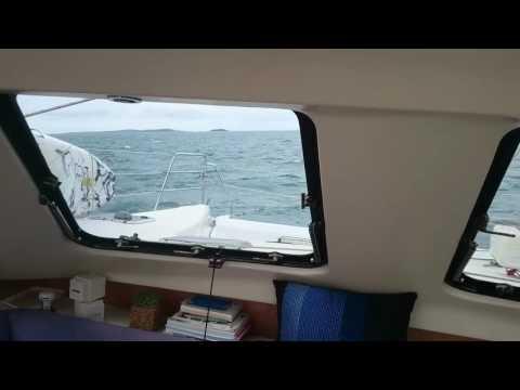 Camelot sailing Qld Coast
