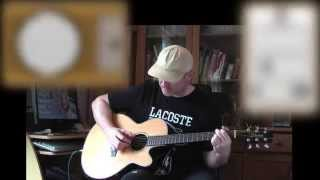 An acoustic guitar lesson of my interpretation of the Ronan Keating...