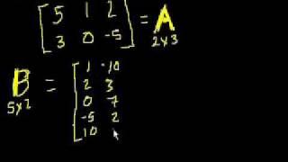 Матрицы - введение ч.1