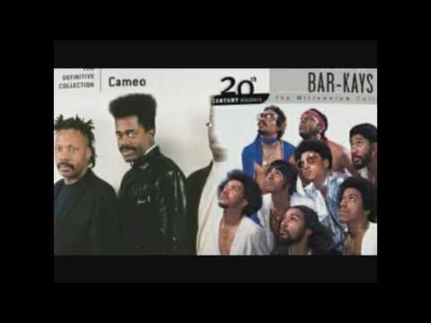 DJ BJ's Old School Mix   Cameo  vs  The Barkays