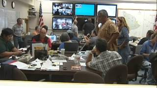 Hawaii tsunami -- Hilo evacuates, mayor speaks