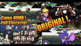 Naruto Senki Original Full character!! || Naruto Game Senki Mod Apk Download
