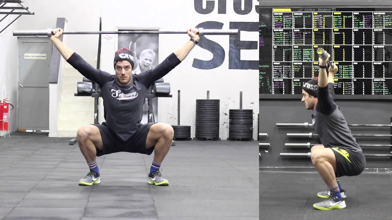 Sots Press Crossfit 79 Youtube