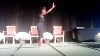 BeBe and CeCe Winans Grace Dance