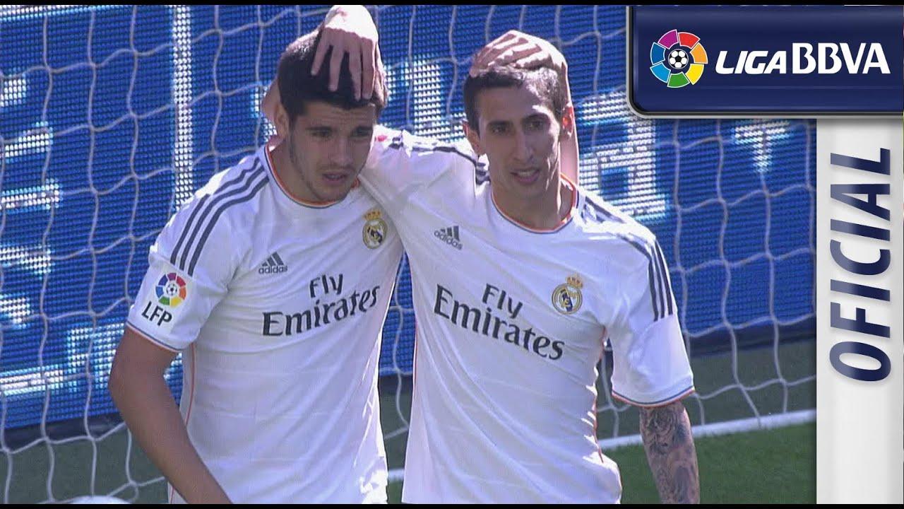 Highlights Real Madrid 3 1 Rcd Espanyol Hd Youtube