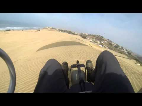 Paramotor Exploration Adenture!! Powered Paragliding The Coast Of Mexico With The Air Trike!!