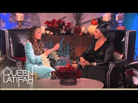 Leah Remini Discusses Her Exes | The Queen Latifah Show