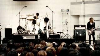 """Plastic Tree - Fukurou (live) """"Dona Dona [DVD]"""" HQ."""