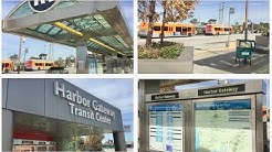 - Harbor Gateway Transit Center, (LA METRO Bus Station)