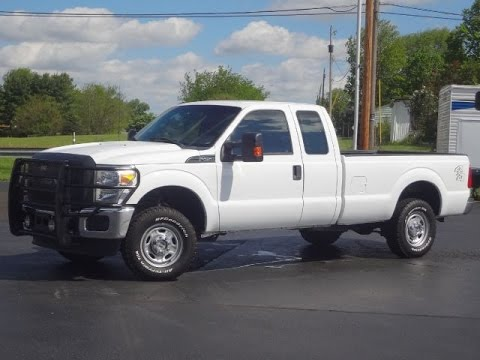 2011 ford f250 xl 4x4 6 2l gas longbed sold youtube. Black Bedroom Furniture Sets. Home Design Ideas