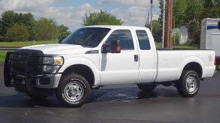 2011 Ford F250 XL 4x4 6.2L GAS LONGBED SOLD!!!