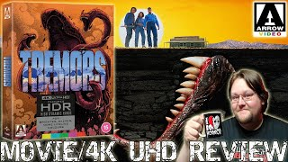 TREMORS (1990) - Movie/Limited Edition 4K UHD Review (Arrow Video)