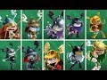 Rayman Legends All Princess Rescue Levels mp3