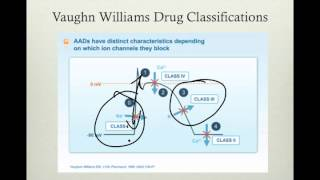 Chapter 8 Therapeutic Drug Classifications Part 1
