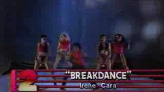 Solid Gold 1984 Breakdance