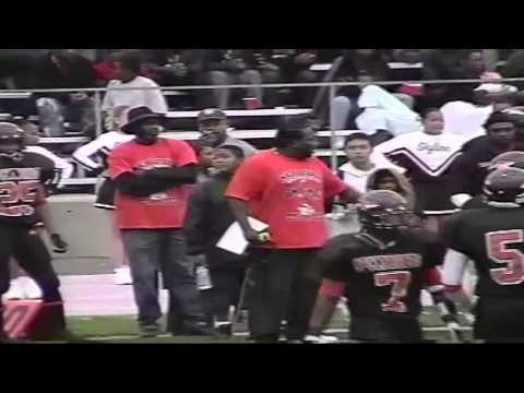 2001 Silverbowl - McClymonds High School vs Skyline High School
