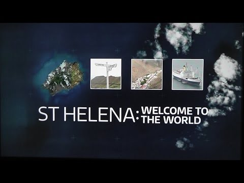 St Helena: Welcome to the World - ITV Meridan Special Reports