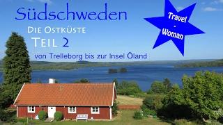 Süd - Schweden mit dem Wohnmobil, 2. Teil, Ostküste, Doku, Reisebericht, Stellpätze, Camping, Sweden