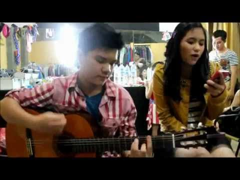 One Direction - One Thing cover by Ashilla Zee with James Adam