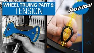 How to True a Wheel Part 5: Spoke Tension
