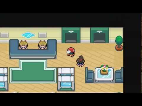 Pokemon Light Platinum Walkthrough Part 21 - Drakebreath City