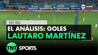 El análisis de TNT Gol: Los goles de Lautaro Martínez | Fecha 14 - Superliga Argentina 2017/2018