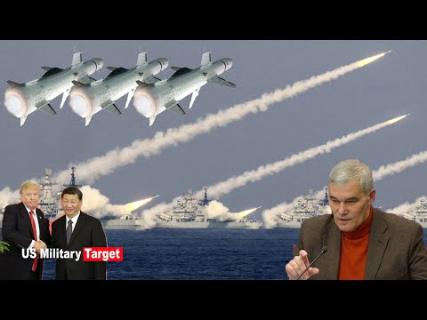 China must be Panic: Russian Military Expert-The United States Would Prevail in a US-China Naval War