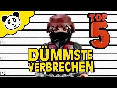 Playmobil Polizei - Die 5 Dümmsten Verbrechen - Playmobil Film
