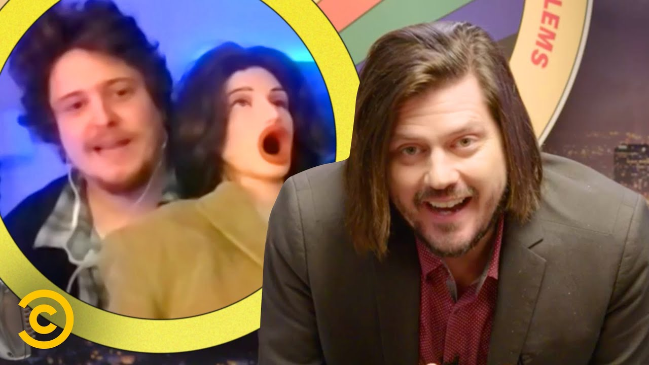 Sex Dolls, Throuples, Waifus & Other Abnormal Relationships – The Trevor Moore Show