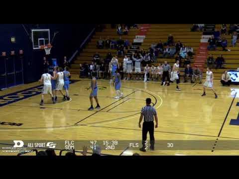 Hardrocker MBB Highlights vs. Fort Lewis College