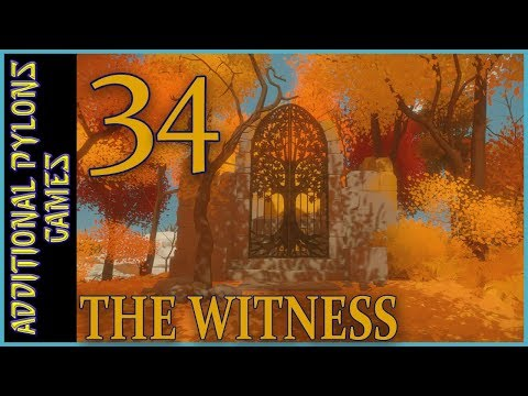 Beginning the Double-Check! - Let's Play The Witness Part 34 - The Witness Walkthrough No Cheats!