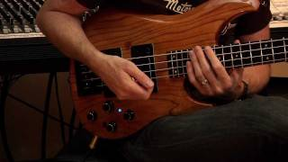 Garth Fielding & His Kahler 2410 Tremolo