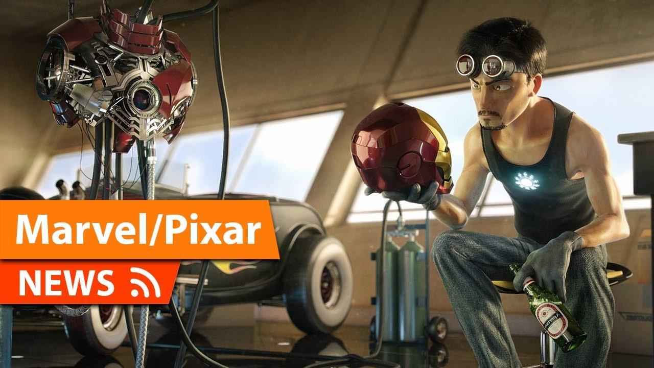 Could Disney & Marvel Make a Pixar Animated Film & More