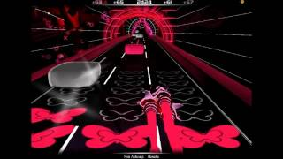 Hanako.mp3 in AudioSurf