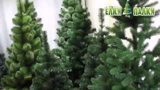 видео новогодняя сосна оптом в Украине