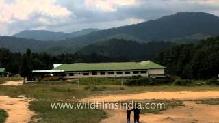 Vivekananda Kendra Vidyalaya in Ziro: From a distance