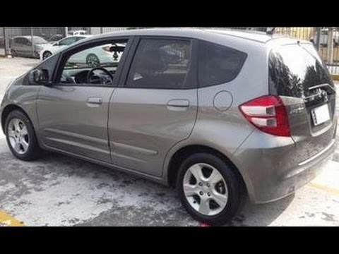 Vendido Honda Fit 2011 18 000 Km Autom 225 Tico Youtube