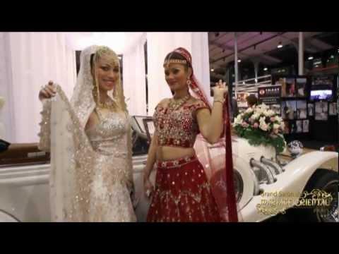 Grand salon du mariage oriental 2012 youtube - Salon du mariage oriental ...