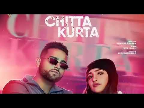 CHITTA KURTA ( Official Song )    KARAN AUJLA   GURLEJ AKHTAR #1