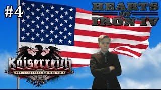 HoI4 - Kaiserreich - United States of Democracy - Part 4