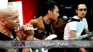 NGILER BAND Putus 39 Live Accoustic Kompas tv Ziggie Wiggy ZGWG