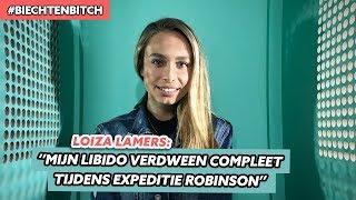LOIZA LAMERS geen vrienden met JOSYLVIO tijdens EXPEDITIE ROBINSON? | #CLUBHUB