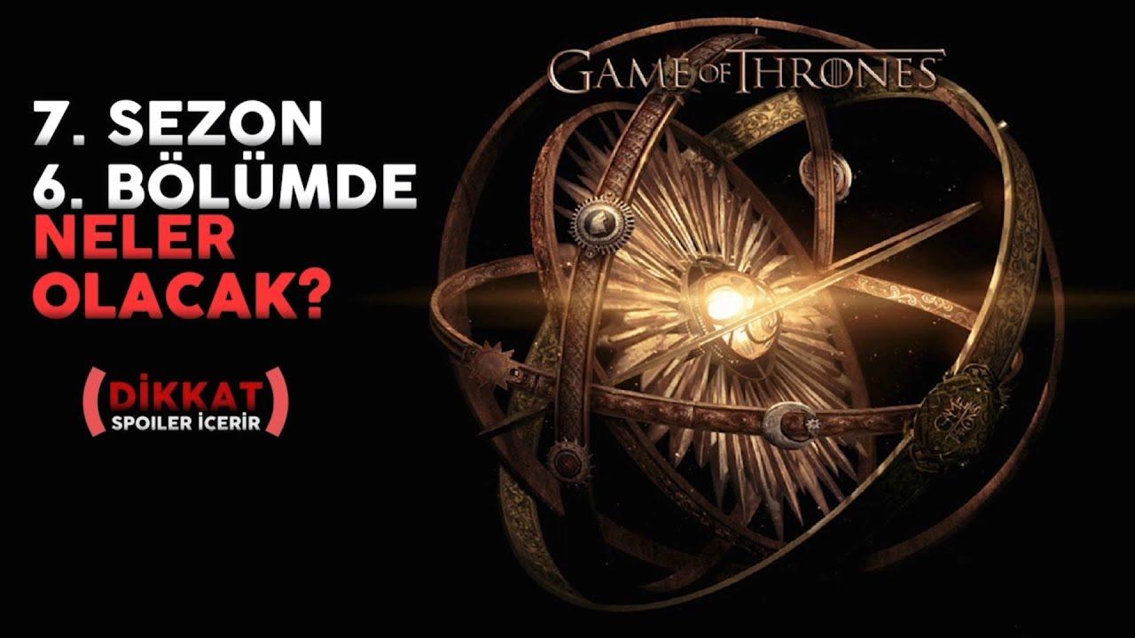 اهنگ زنگ گیم اف ترونز Game of Thrones 7. Sezon 6. Bölümde Neler Olacak? SPOILER ALERT - YouTube