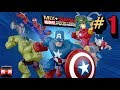 Top 10 Marvel Games for Android 2017 Crack Games