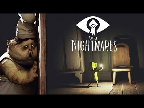 SIX HEEFT EEN VERRASSING... | Little Nightmares #4