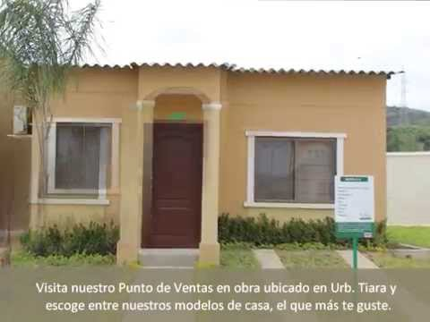 La joya casas en guayaquil villa modelo a youtube for Modelos de casas procrear clasica